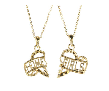 Homegirls Necklace Set