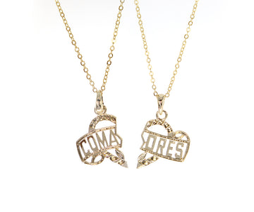 Comadres Necklace Set
