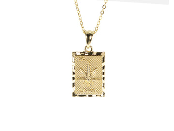 Mota Necklace - Gold