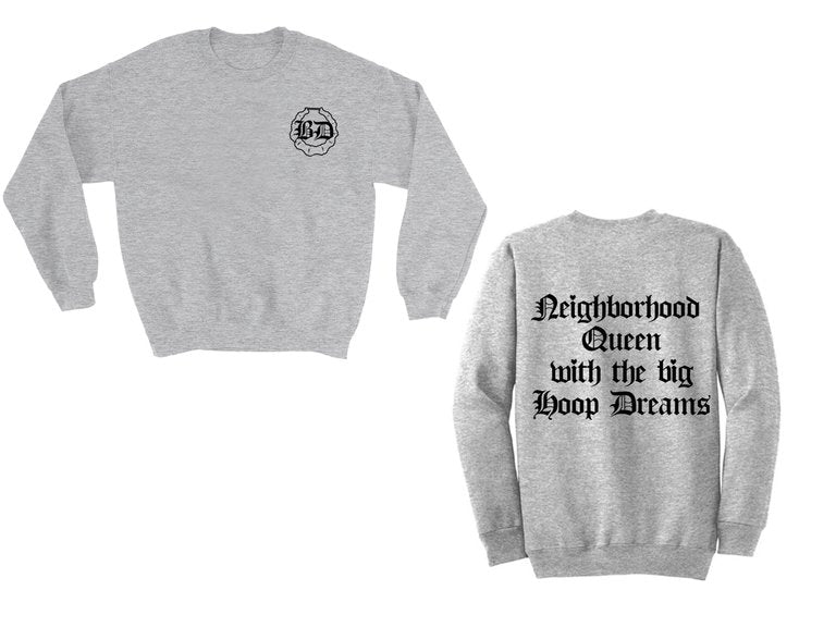 Neighborhood Queen Sweater