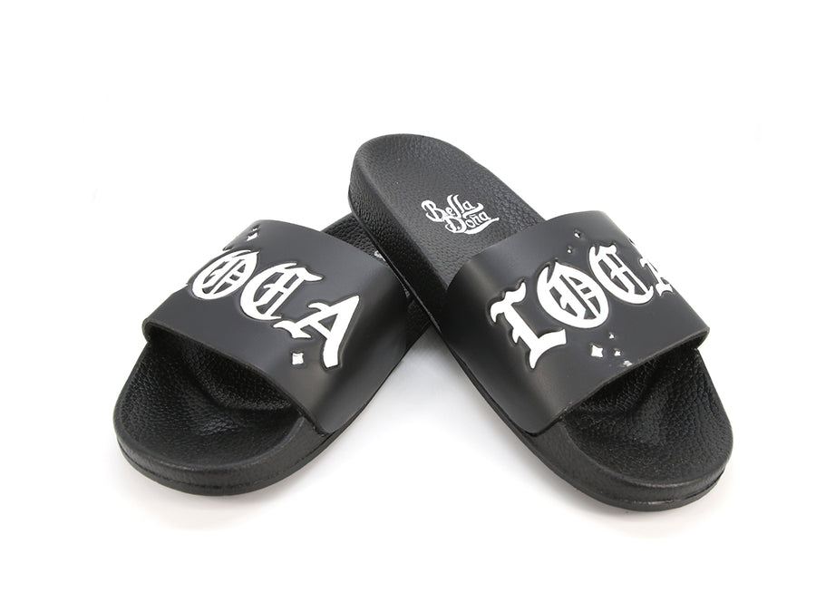 Loca Slides - Black