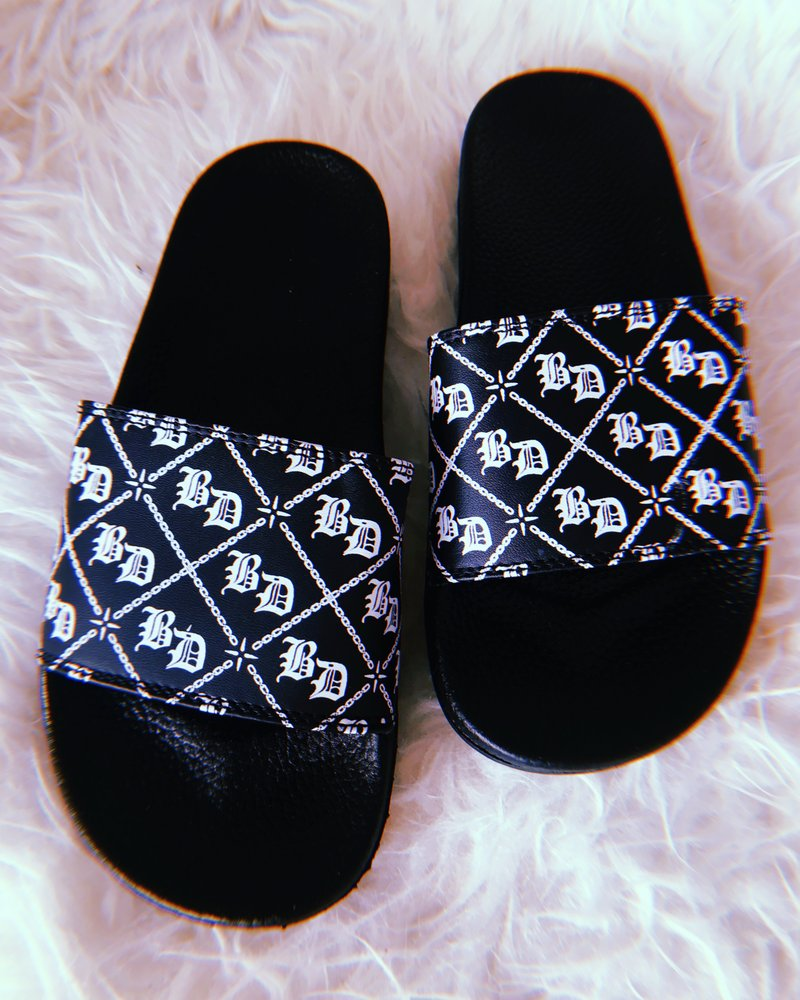 BD Slides - Black