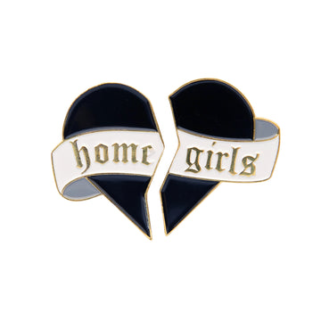 Homegirls Pin Set