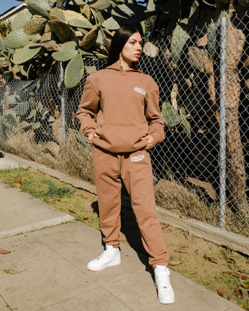 Bella Doña Classics Sweats - Brown