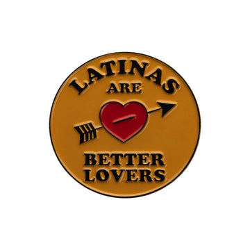 Latinas Pin