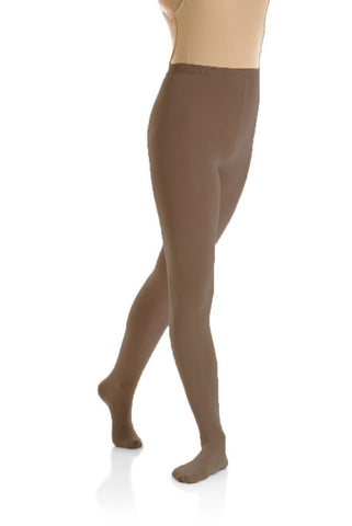 fd6eb2c2b4a32 Mondor 3337 Footed Evolution Figure Skating Tights in 5 colors