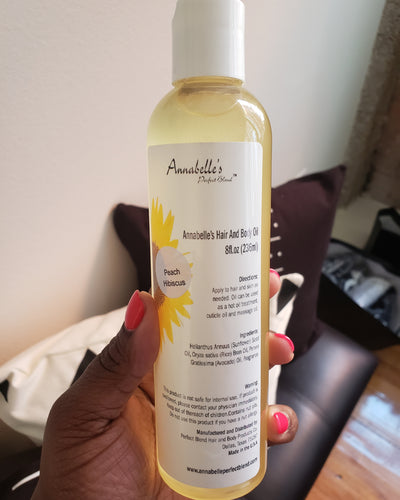 Annabelle's Hair and Body Oil