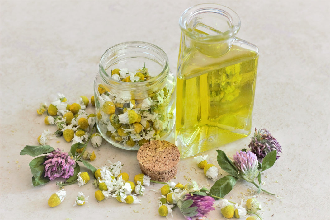 Chamomile and Orange Blossom Skincare