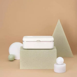 White - Lunch Box
