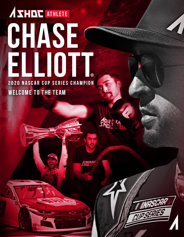 Chase Elliott welcome to the team video.