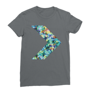 Women's Floral Arrow Tee - Stay Coastal