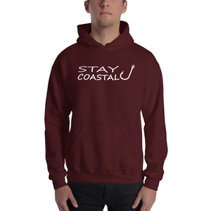Men's SC Fish Hook Hoodie - Stay Coastal