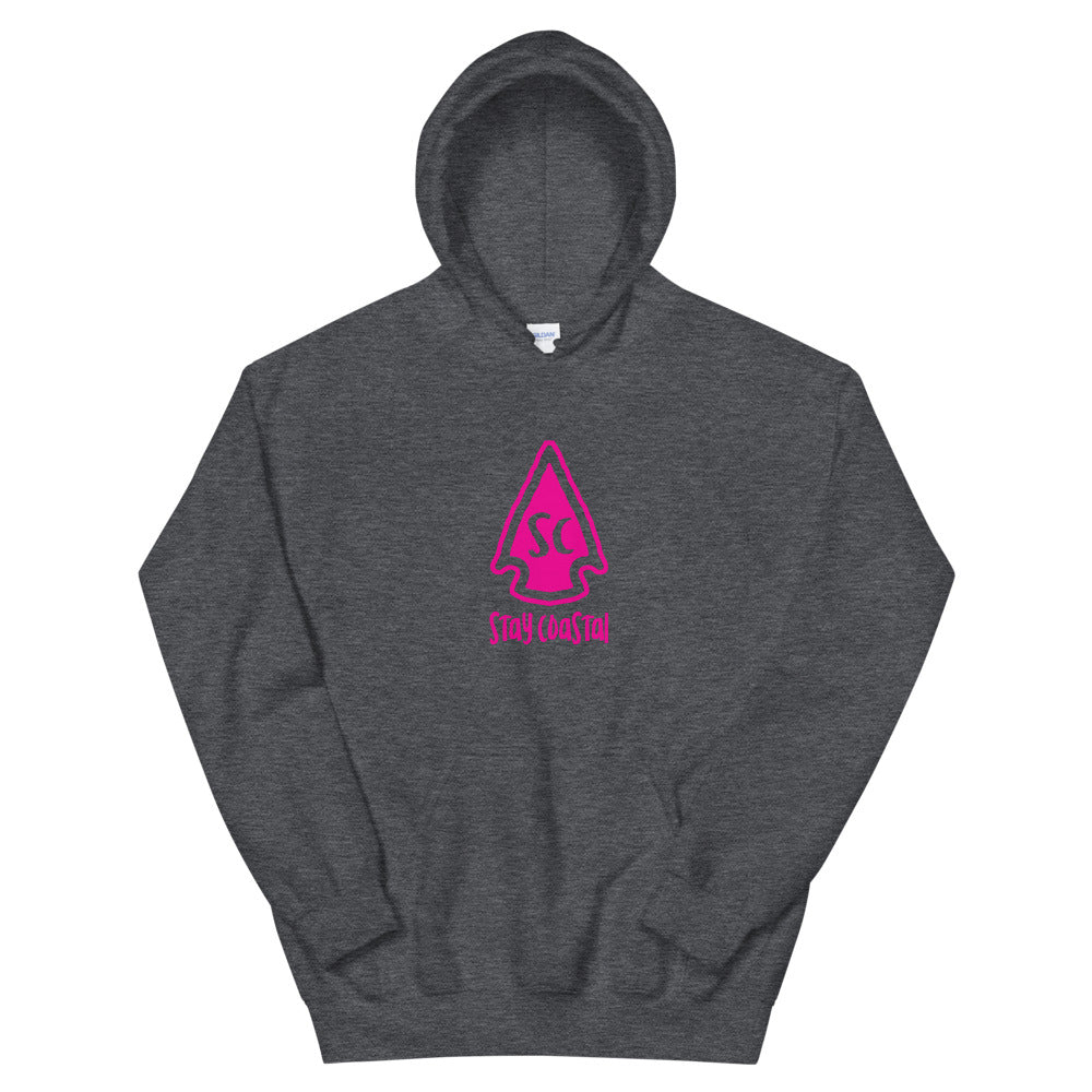 Women's Arrowhead Hoodie - Stay Coastal