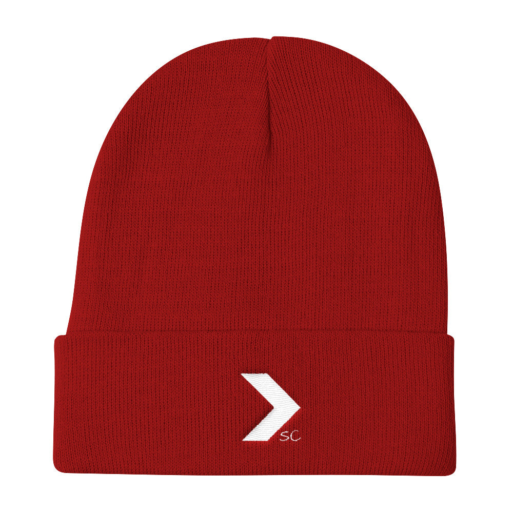 Logo Knit Beanie - Stay Coastal