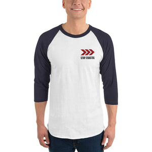 Men's SC Guided 3/4 Sleeve Tee