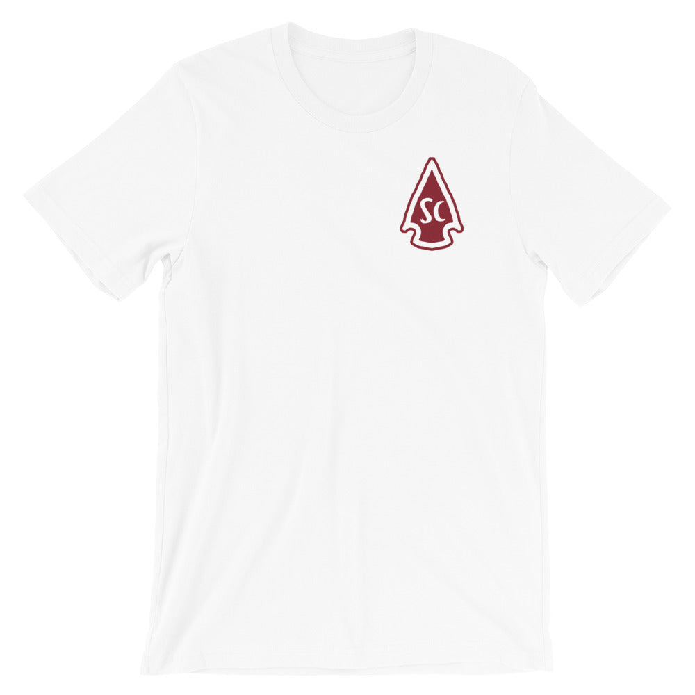 Men's Anchor Arrowhead Tee - Stay Coastal