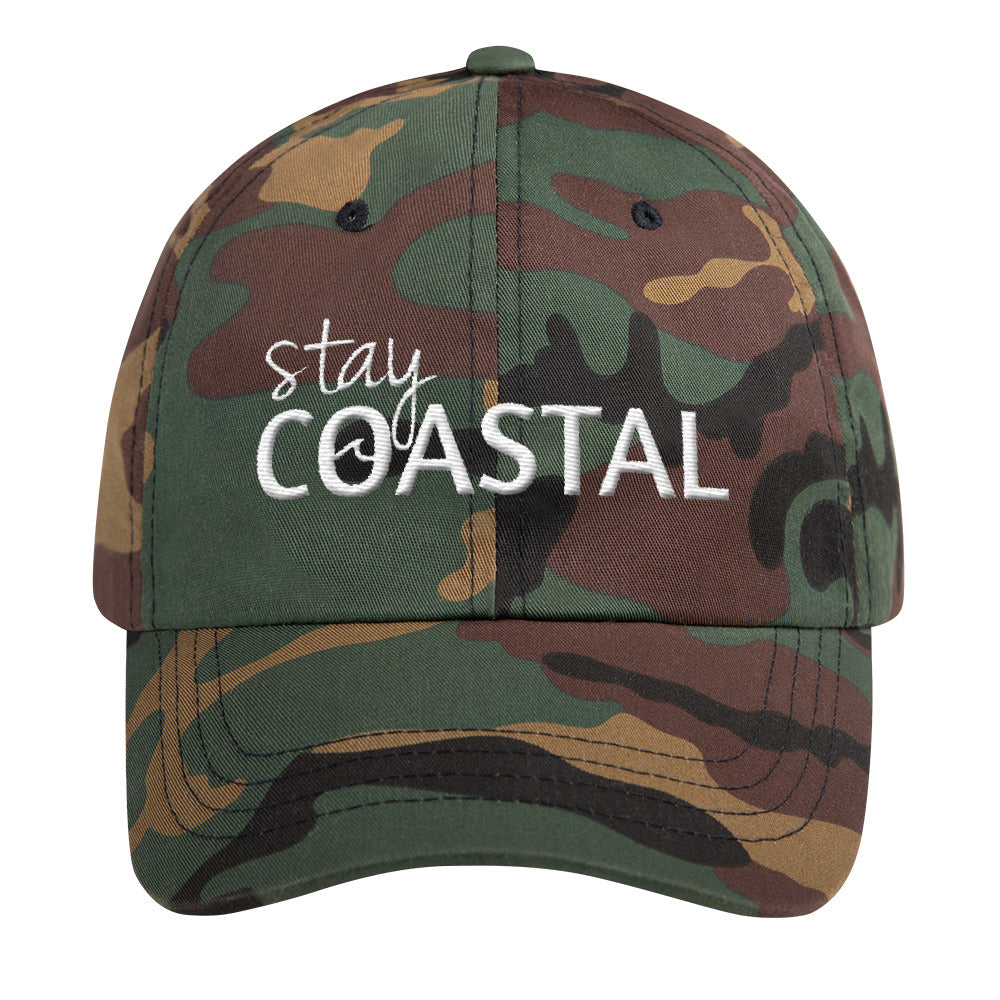Logo Dad Hat - Stay Coastal