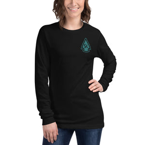 Women's Arrowhead Anchor Long Sleeve - Stay Coastal