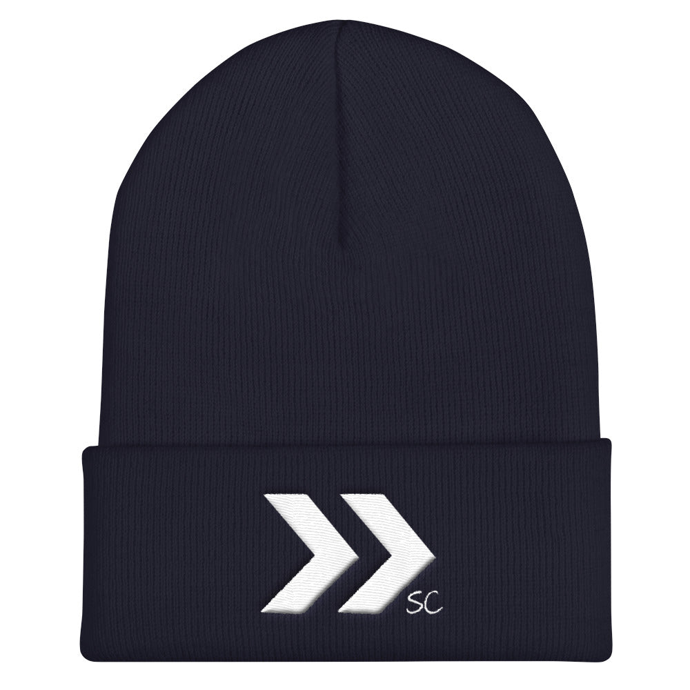 Logo Arrows Beanie - Stay Coastal