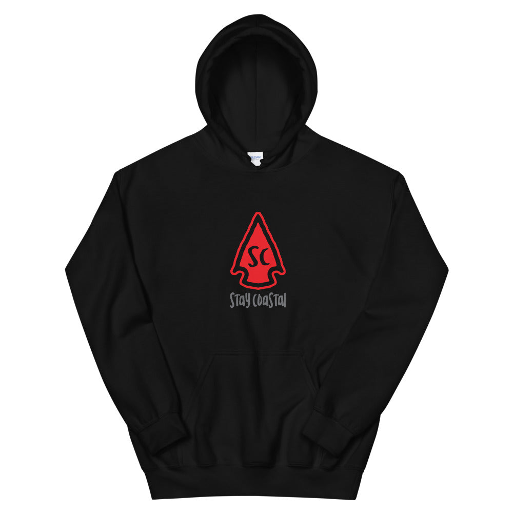 Men's Arrowhead Hoodie - Stay Coastal