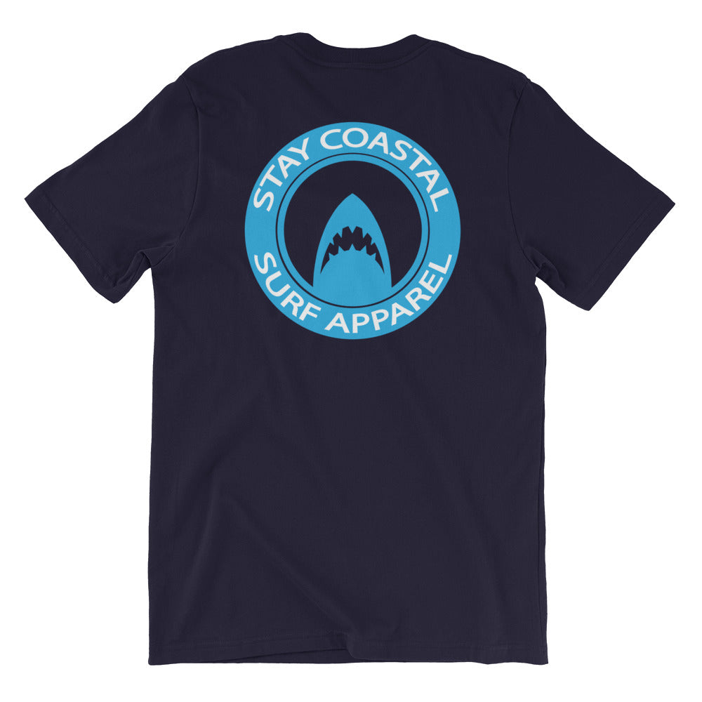 Men's Arrowhead Shark Tee - Stay Coastal