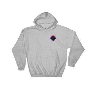 Women's Abstract SC Hoodie