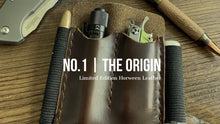 Load image into Gallery viewer, NO.1 | The Origin handmade leather caddy - Brim + Birch