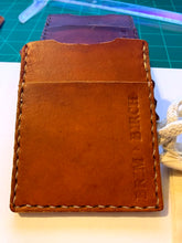 Load image into Gallery viewer, NO.2 | The Legacy handmade leather wallet - Brim + Birch