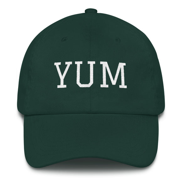 Yuma YUM Airport Code Hat - Green