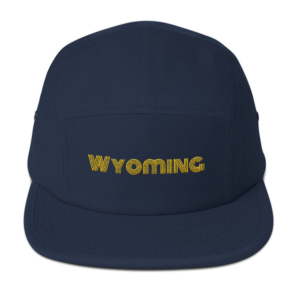 Wyoming 5 Panel Hat