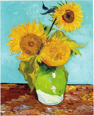 "Art class Melbourne Monday October 21 ""Sunflowers"""