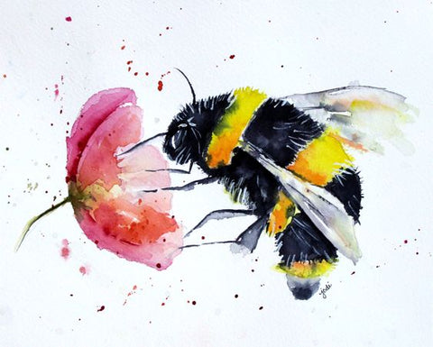 "Art class Melbourne Thursday October 10 ""Love for Bee"""