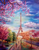 "Art Class Melbourne Sunday 10 November ""Paris in Spring""."