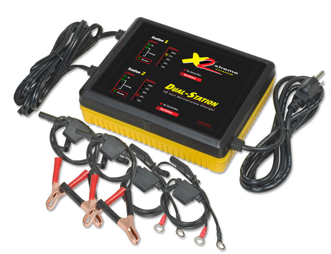 X2 | Xtreme Charge Dual-Station Charger