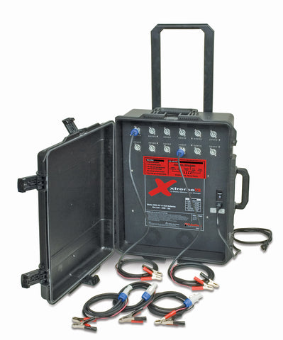 SC-12 Xtreme 12-Station HD Battery Charger