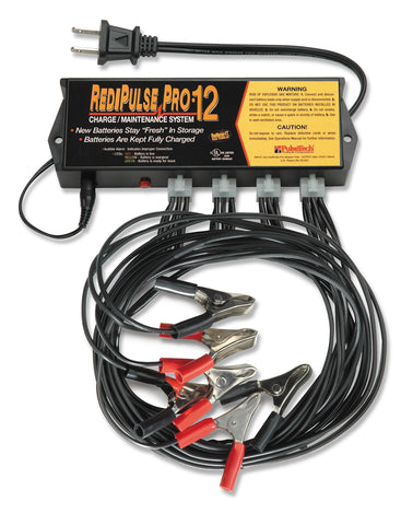 RediPulse12 Battery Maintenance System