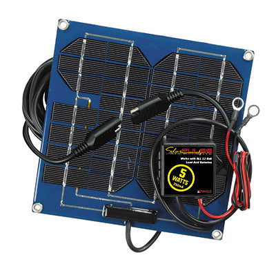 SolarPulse 5 Watt Charger