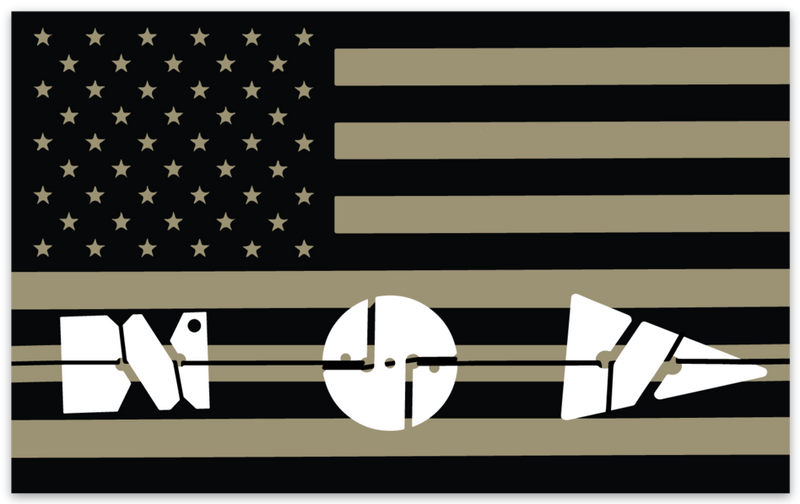 Tactical Cave Flag