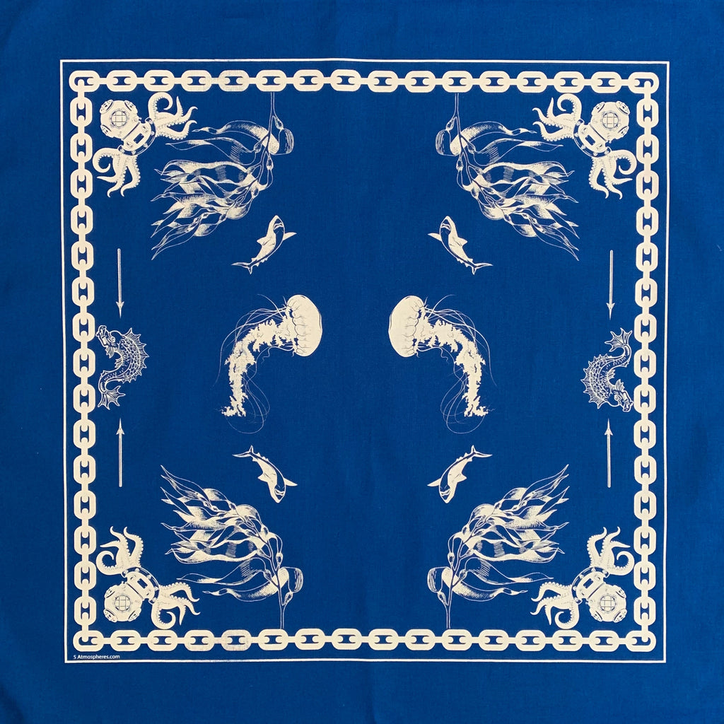 Dive Inspired Bandana