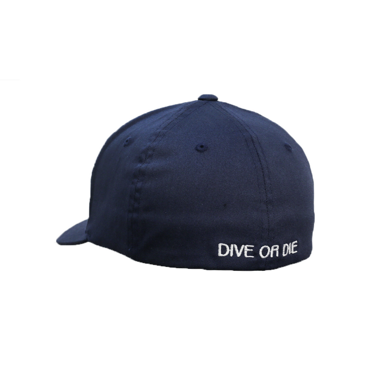 5 ATM's Dive Or Die Flexfit
