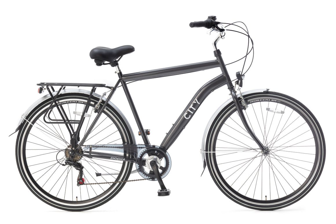 Popal City 6 Speed 28 Zoll Herrenrad Citybike