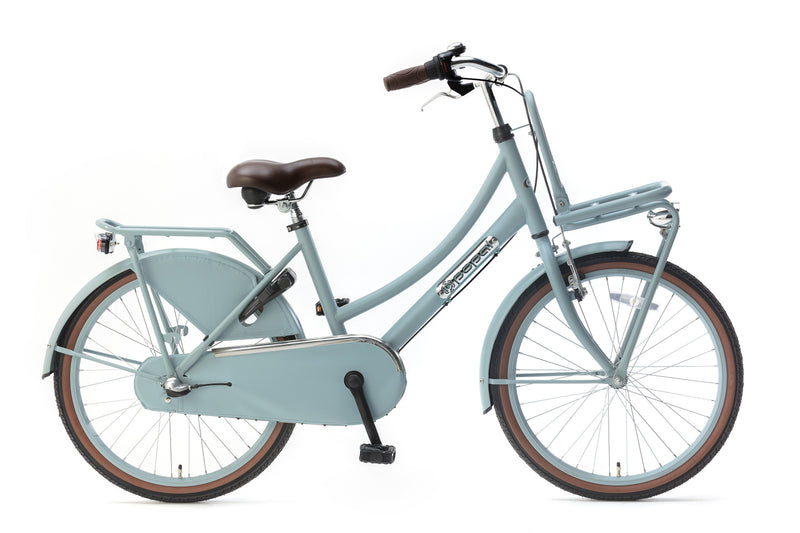 Popal Daily Dutch Basic+ 22 Zoll Hollandrad Kinderrad - COZYBIKE