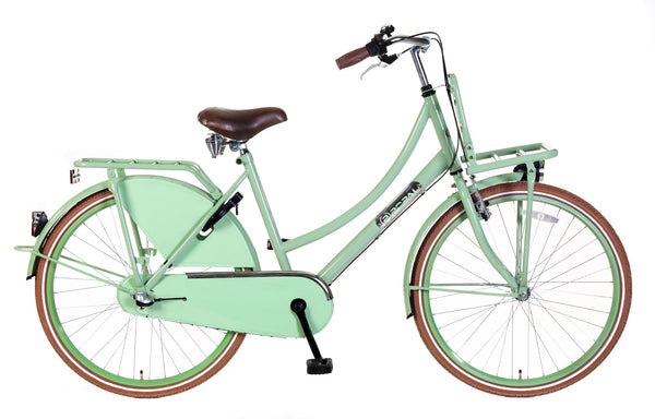 Popal Daily Dutch Basic+ 26 Zoll Hollandrad Kinderrad - COZYBIKE