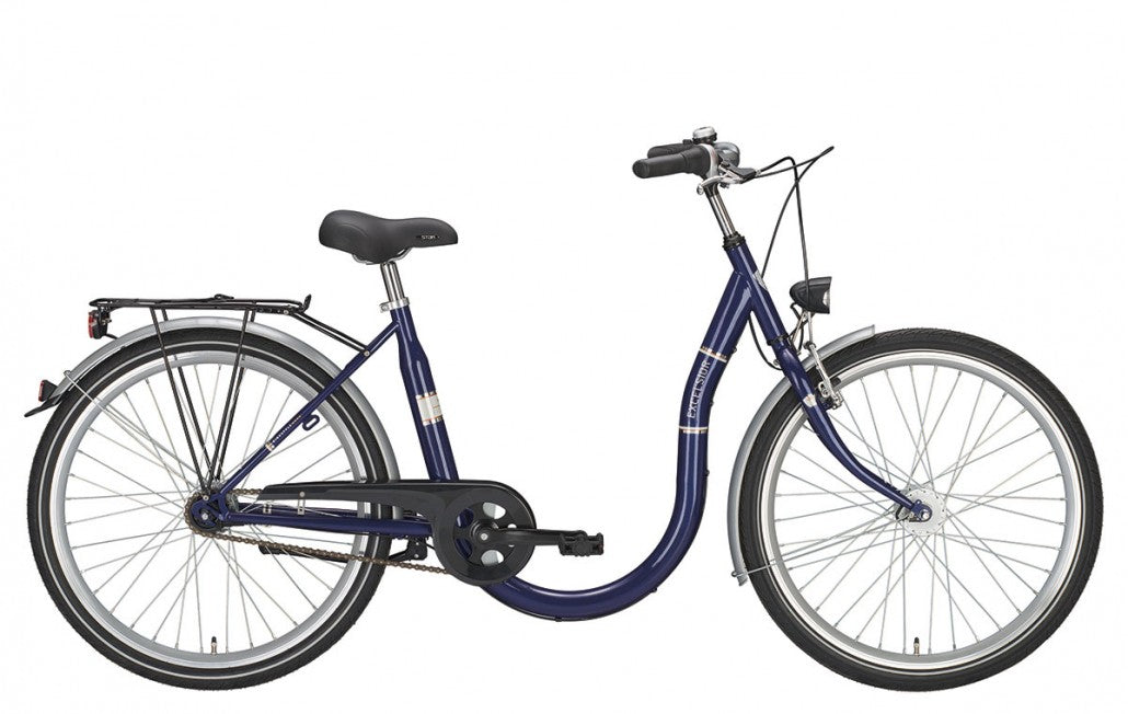 Excelsior Easy Step ND 26 Zoll Nexus 3 Damenrad Citybike