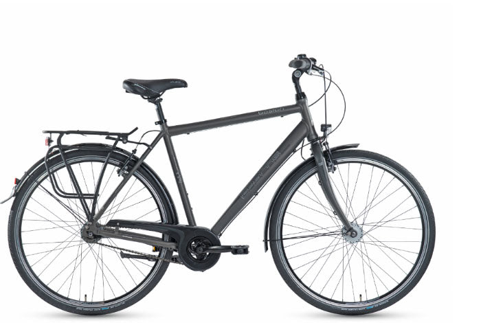 Grecos Boston 28 Zoll Nexus 7 Trekkingrad Herrenrad
