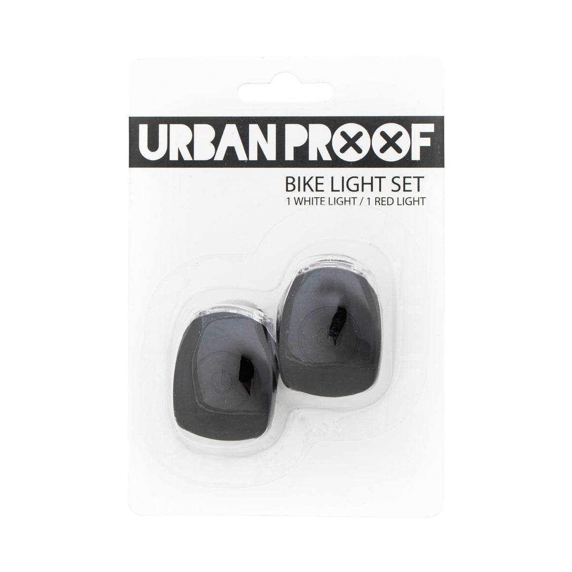Urban Proof Silicon Licht Set