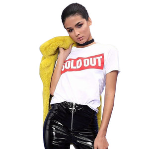 Sold Out Tee Shirt