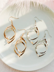 Double Spiral Earring