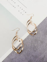 Load image into Gallery viewer, Double Spiral Earring