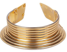 "Load image into Gallery viewer, ""Nairobi"" Neck Cuff"